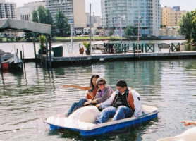 EventMozo 2019 Free Lake Merritt Boat Rental Day