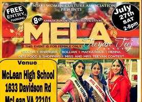 EventMozo Mela Teeyan Teej 8th Annual Female Event by P...