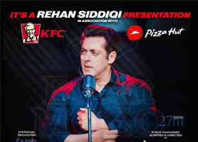 EventMozo Up, Close and Personal With SALMAN KHAN & MIK...