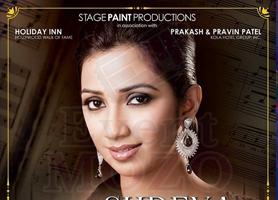 EventMozo Shreya Ghoshal Live In Concert - Los Angeles