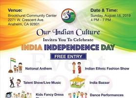 EventMozo India Independence Day Celebration