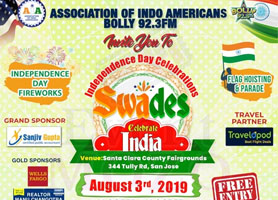 Swades - Independence Day Celebrations