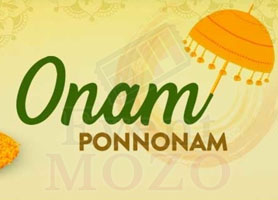 EventMozo ONAM 2019 Celebration on Saturday, Sept 14th