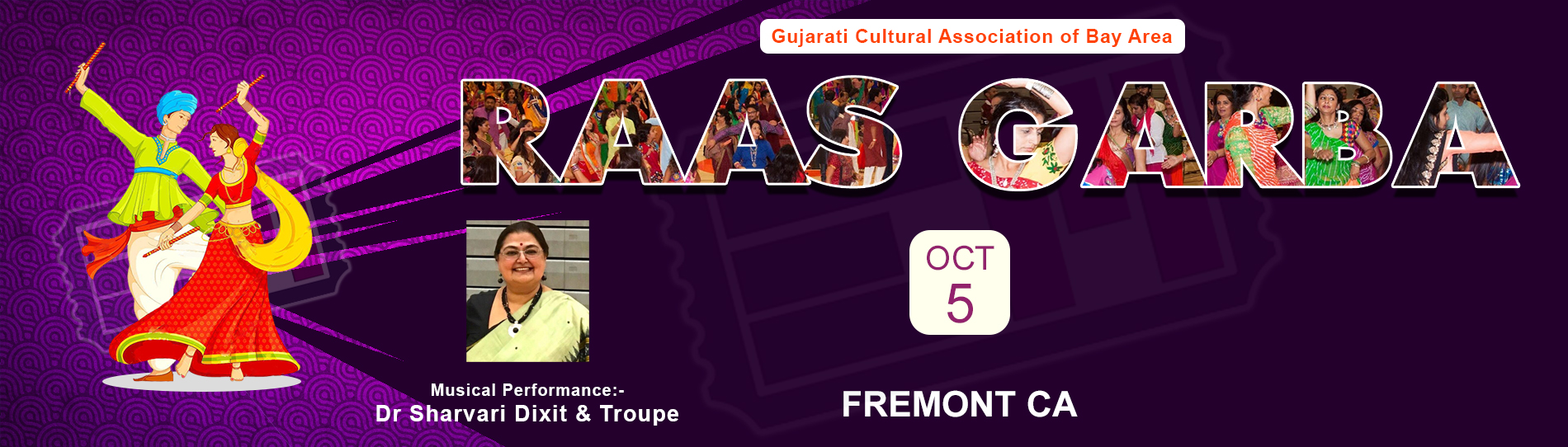 EventMozo GCA Bay Area Raas Garba 2019