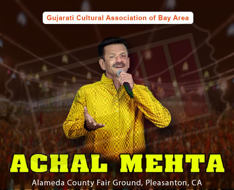 Achal Mehta Authentic Raas Garba 2019