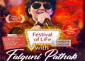 EventMozo Falguni Pathak Live Dandia - Bay Area