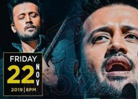 EventMozo Atif Aslam Live in Concert - Houston