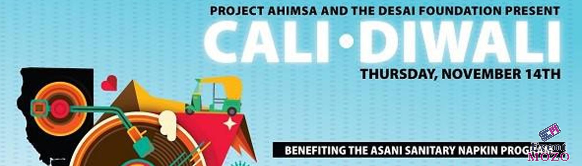 EventMozo Cali-Diwali - Presented by Project Ahimsa Plus The Desai F....