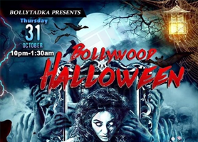 Bollywood Halloween