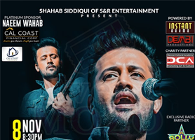 Atif Aslam Live in Concert - Bay area