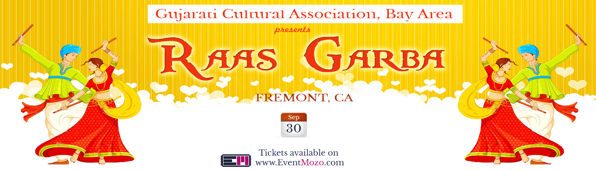 EventMozo GCA Bay Area Raas Garba 2016