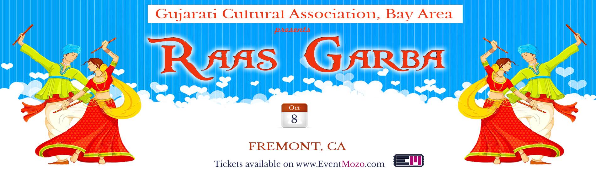EventMozo GCA Bay Area Raas Garba 2016