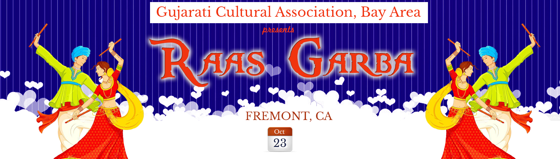 EventMozo GCA Bay Area Raas Garba 2015