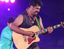 Raghu Dixit Live Music Concert 2016 in Bay Area