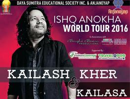 Kailash Kher & Kailasa Live: Ishq Anokha 2016
