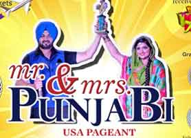 EventMozo Mr and Mrs Punjabi USA peagent