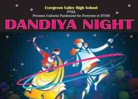 eventmozo Evergreen Valley High School PTSA - DANDIYA NIGHT