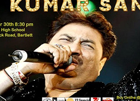 eventmozo Kumar Sanu Live in Chicago