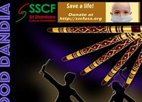 Sri Shankara Cancer Foundation (SSCF) presents Bollywood Dandia
