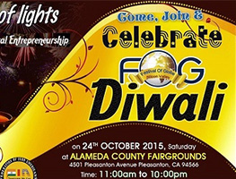 Diwali Festival FOG - Festival of Lights
