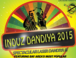 eventmozo Induz Laser Dandiya 2015