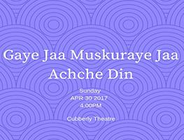Gaye Jaa Muskuraye Jaa - Achche Din