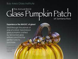 The Annual BAGI Glass Pumpkin Patch at Santana Row