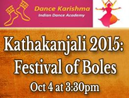 Kathakanjali: The Festival of Boles