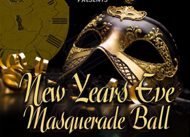 EventMozo Bollywood Shake New Year's Eve Masquerade Bal...