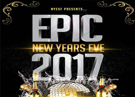 eventmozo Epic New Year Eve 2017 in San Francisco