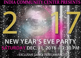 EventMozo ICC New Year's Eve Party