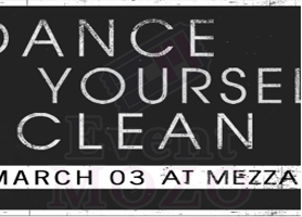 EventMozo DANCE YOURSELF CLEAN at MEZZANINE in San Francisco