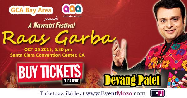 eventmozo Devang Patel - Raas Garba
