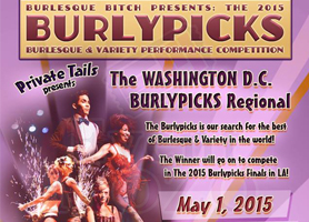 creationsbox Burlypicks Washington DC Regional - International Burlesque and Variety Arts Competition