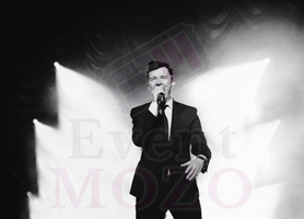 EventMozo Rick Astley in The Ballroom at Warehouse Live