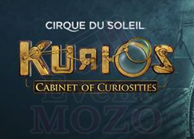 EventMozo Cirque Du Soleil: Kurios