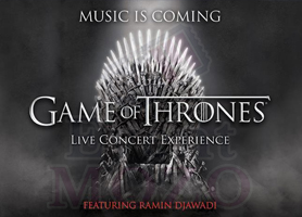 EventMozo Game of Thrones Live Concert Experience