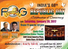 FOG Republic Day 2017