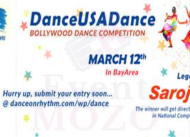 eventmozo Dance USA Dance Bollywood Dance Competition (...