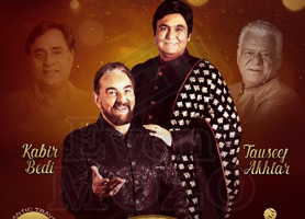 Grand Tribute To The Ghazal King Jagjit Singh By Tauseef Akhtar