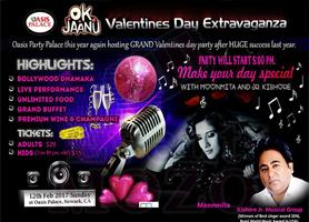 EventMozo Ok Jaanu! Valentine's Day Extravaganza.