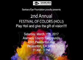 eventmozo 2nd Annual Festival of Colors (Holi)