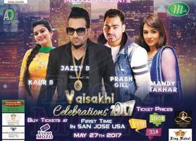 EventMozo Vaisakhi Celebrations 2017 with Jazzy B, Prab...