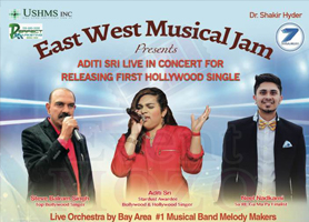 eventmozo East West Musical Jam