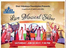 eventmozo Ekal Vidyalaya - Musical show