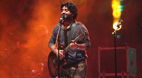 EventMozo Arijit singh Live in Concert Houston