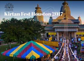 eventmozo KIRTAN FEST 2017 at ISKCON of Houston