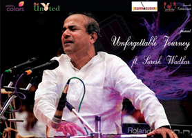 Unforgettable Musical Journey with Suresh Wadkar & Deepak Pandit