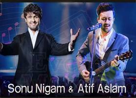 EventMozo Sonu Nigam & Atif Aslam Live in Concert 2017