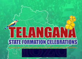 eventmozo Telangana State Formation Anniversary Celebra...
